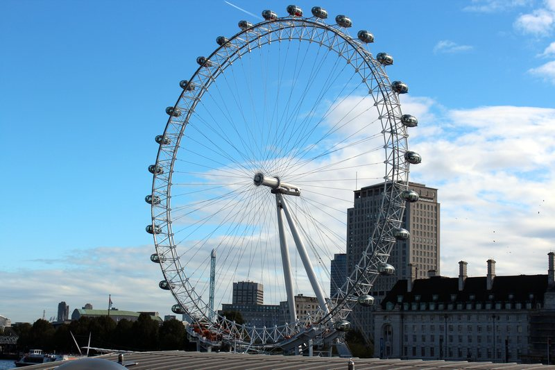 Fototapeta London Eye FP 2252