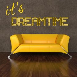 it\'s dreamtime 1733 naklejka