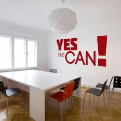 yes we can 1722 szablon malarski
